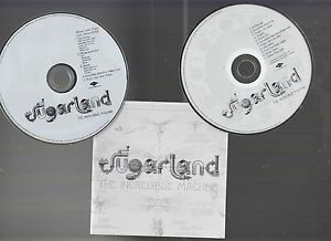 Sugarland-The-Incredible-Machine-Deluxe-Edition-CD-DVD
