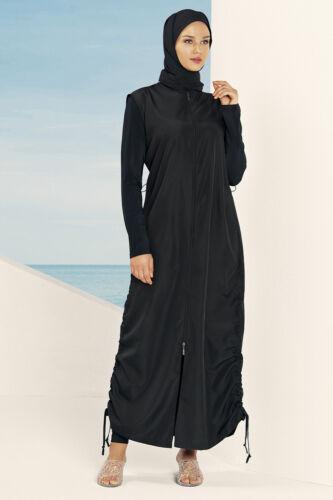 Badeanzug,Hijab,Tesettürmayo,Swimwear N-601 Nehar by Hasema Burkini Bademode