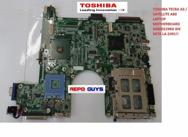 Toshiba Satellite A80 Infrared Drivers Update