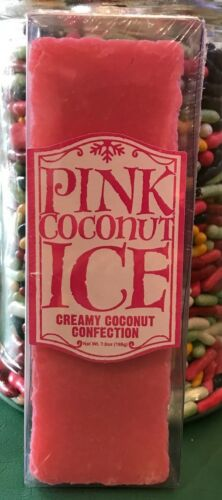 Universal Studios The Wizarding World of Harry Potter Pink Coconut Ice Candy New