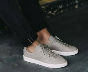 Adidas x Wings + Horns Campus Shoes in SesameChalk White