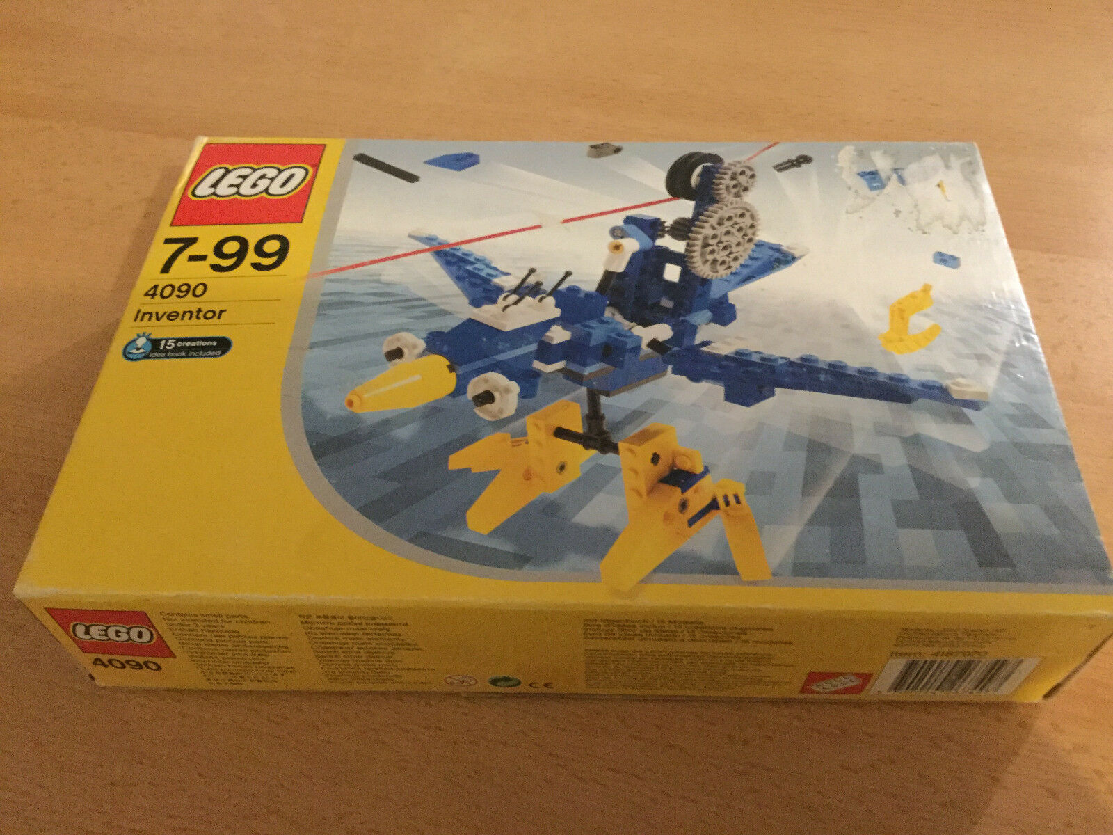 LEGO Set 4090 - MOTION MADNESS