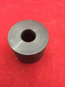 5-NEW-Plastic-Material-Handling-Rollers-1-5-034-Diameter-Hollow-1-2-034-Long-9380444-1