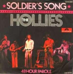 The-Hollies-Soldier-039-s-Song-7-034-Single-Vinyl-Schallplatte-2448