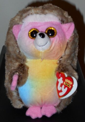 """Ty Beanie Boos NEW MWMT 2018 Walgreen/'s Exclusive PINECONE the Hedgehog 6/"""""""
