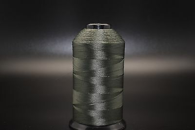 8oz Spool T70 Pewter Gray Bonded Nylon Sewing Thread 3000 Yards #69 Fabric N24