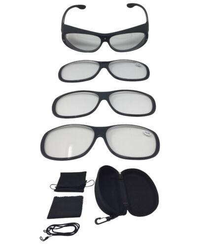 Vergrößerungsbrille Lupenbrille Zauberbrille MAGNETO EDITION 500/% Vergrößerung