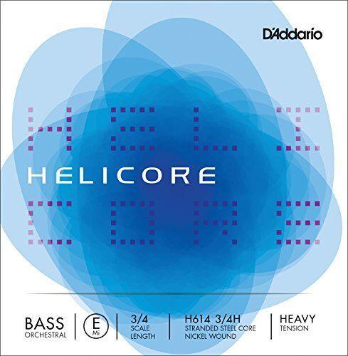 D 'Addario Helicore Graves Orquestales único e e e cuerdas, escala 3 4, tensión Pesado  Tienda de moda y compras online.