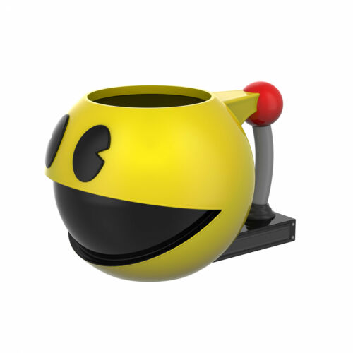 Pac-Man Sculpted Mug Yellow