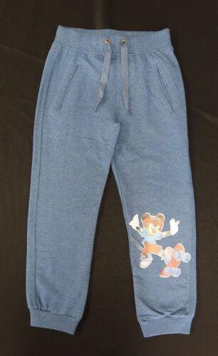 Kid/'s Disney Mickey Mouse Skateboard Track Pants