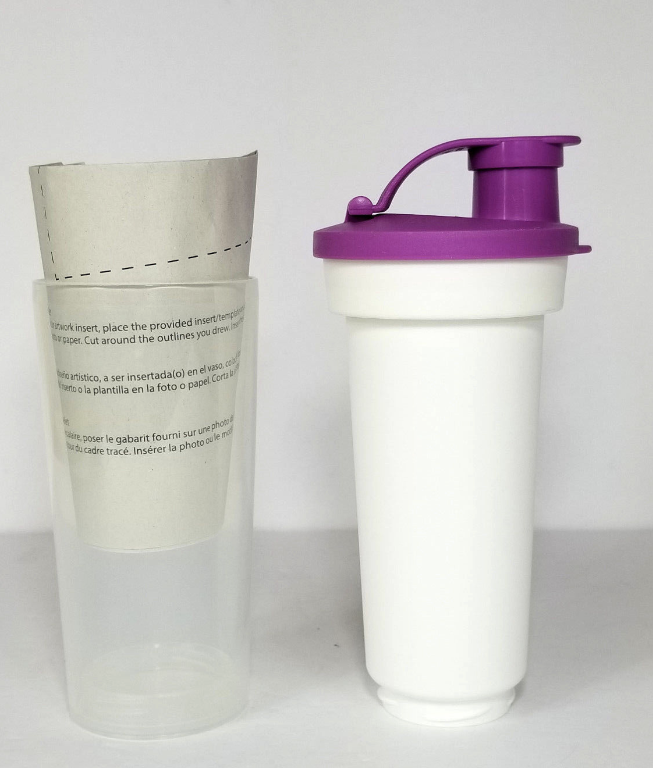 Tupperware Design Your Own Tumbler Flip Top Seal Ebay Bring Lunch Set
