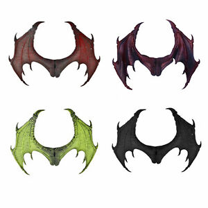 24-034-Lrg-Adult-Game-Thrones-Halloween-Costume-Dragon-Wings-Black-Red-Green-Purple