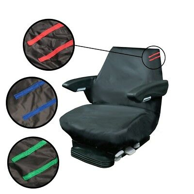 Machinery Seat Covers Waterproof /& Tough Renault Heavy Duty Tractor