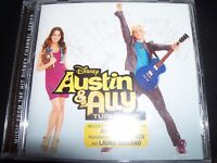 Austin And & Ally Turn It Up Disney TV Soundtrack CD - New