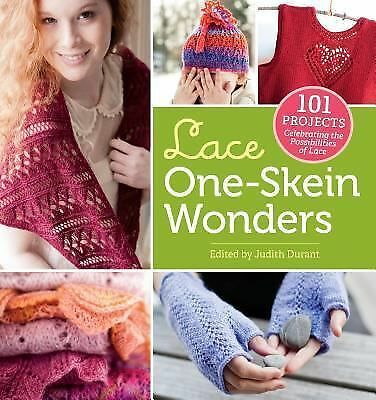 Judith Durant - Lace One Skein Wonders (2013) - New - Trade Paper (Paperbac