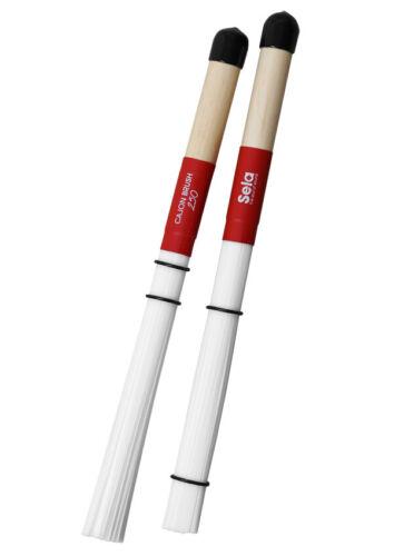 180 oder 250 Nylonfasern Sela Cajon Brush