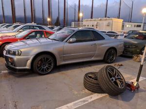1999 Nissan GT-R V-Spec