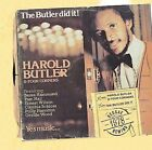 The Butler Did It by Harold Butler (CD, Aug-2008, VP Records)
