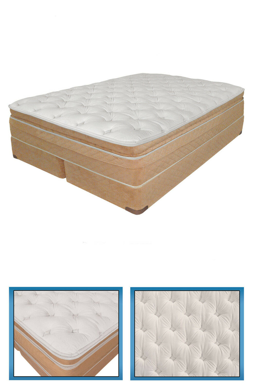 Picture of: Sleep Rize Contemporary Ii Adjustable Bed 12 Innomax Mystique Air Mattress For Sale Online Ebay