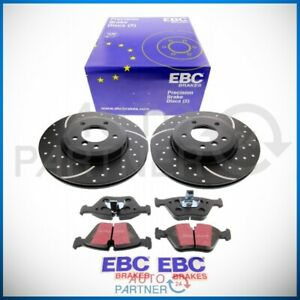 EBC-for-BMW-3-E46-Z4-E85-E86-Sportbremse-Perforated-Brake-Discs-Pads-325-Front