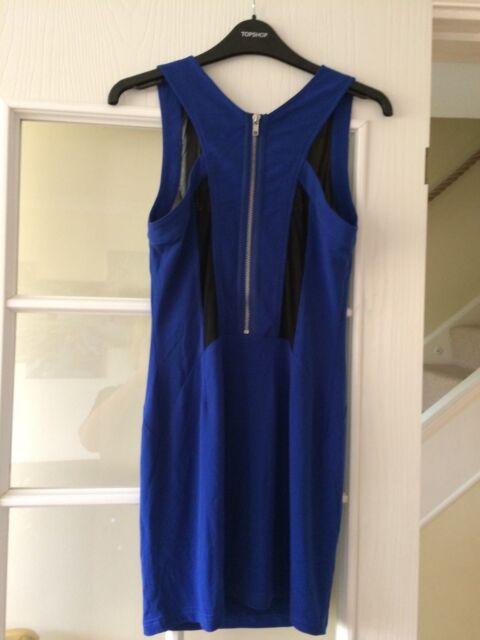 hedkandi blue dress size 10