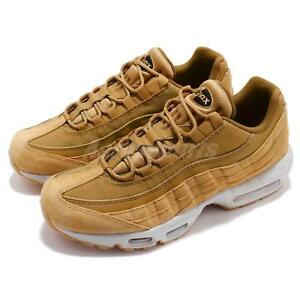 super popular 8d284 23ffb Image is loading Nike-Air-Max-95-SE-Wheat-Pack-Light-