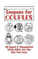 Coupons For Couples (volume 1) Free Shipping