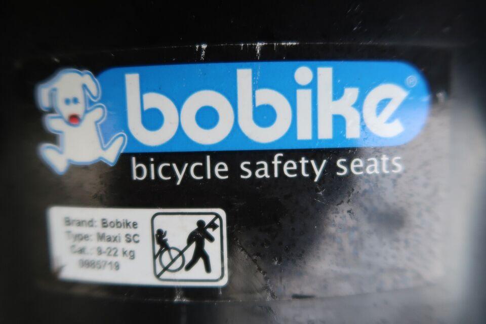 Cykelstol, op til 13 kg , Bobike