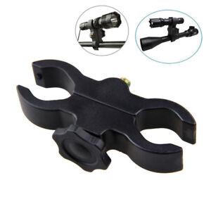 Abrazadera-de-montaje-de-barril-caza-Linterna-Antorcha-Clip-de-montaje-Pistola-Mira-Laser-20-35mm-K