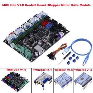 MKS Gen 3D Printer Control Board+5x TMC 2130/2208/2100 Stepper Motor