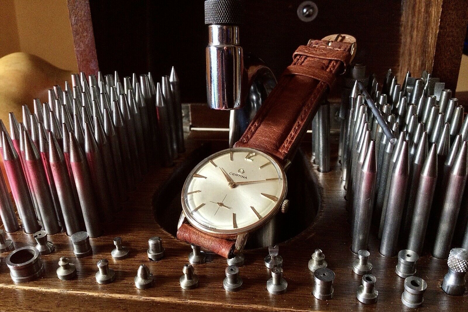 CERTINA 28-10. Vintage. Working Order and fully serviced