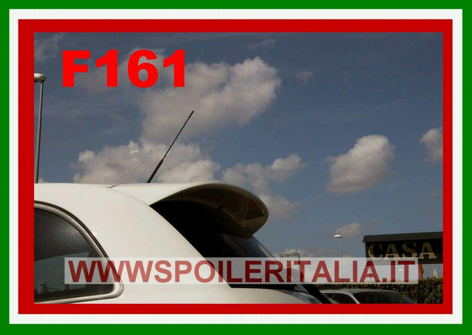 Heckflügel FIAT 500 Replik Replik Replik ABARTH LOOK Rau F161G SI1161-1a 225331
