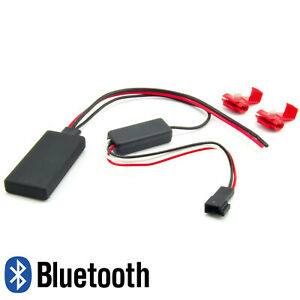 Bluetooth-AUX-Adapter-fuer-BMW-E46-E38-E39-mit-B54-Navi-Radio-MP3-Musik-Streaming