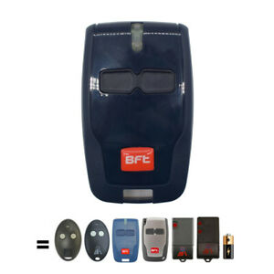 BFT MITTO 2 B2 RCB2 433MHz Gate Garage Door Transmitter Remote Control Key Fob