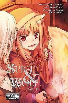 Spice and Wolf, Vol. 12 - manga (Spice and Wolf (manga))-ExLibrary