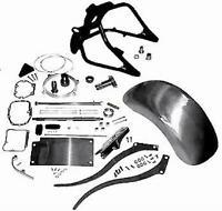 Ultima 250mm Wide Swingarm Kit Harley Softail Flstf Fat Boy Twin Cam 2000-2006