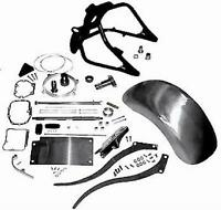 Ultima 250mm Wide Swingarm Kit Harley Softail Fxst Fxstc Twin Cam 2000-2006