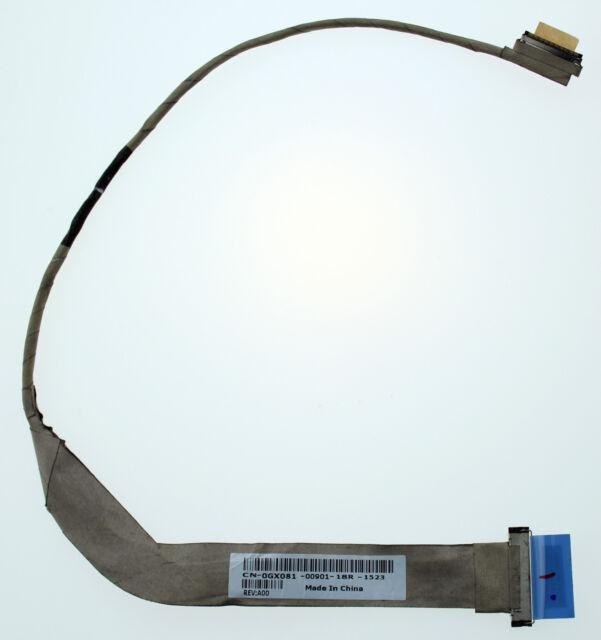 NEW DELL XPS M1330 LED SCREEN RIBBON CABLE D/PN 0GX081 GX081 C47
