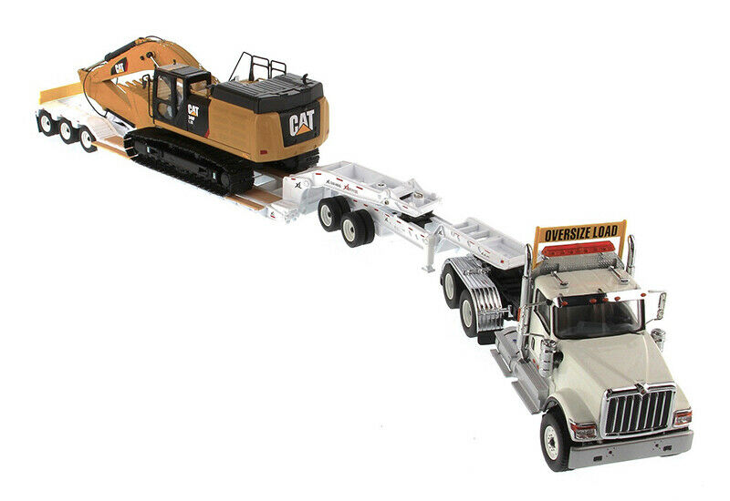 Die Cast Masters 85600 International HX520 Tandem Day Cab Tractor i 1 50th Scale