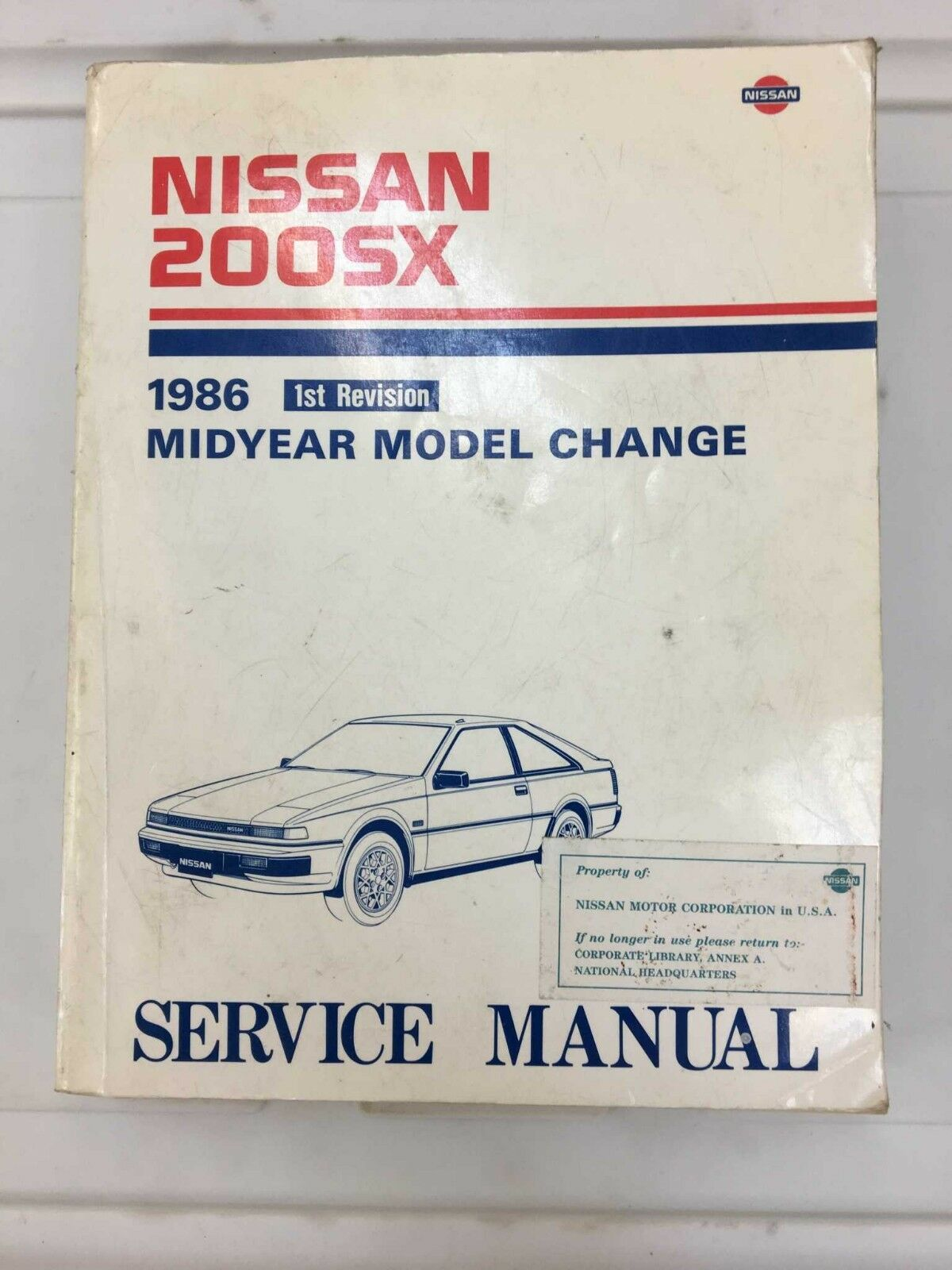 Nissan 200sx S13 Workshop Manual Recomended Car Wiring Diagram Service Trusted Diagrams