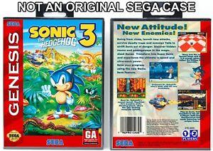 Sonic-the-Hedgehog-3-Sega-Genesis-Custom-Case-NO-GAME