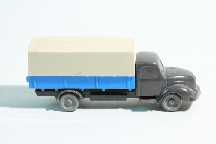 157 tipo 1c Wiking tablillas-camión magrius 1954 - 1959 dunkelbasaltgrigio