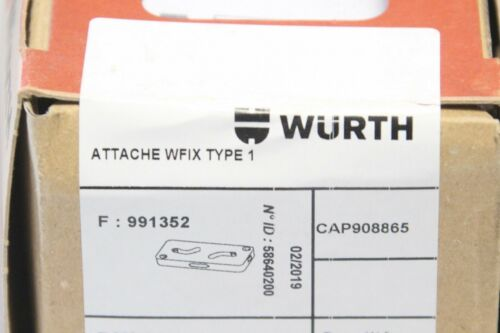 50 attaches suspension rapide WURTH KWIKWIRE KWIK WIRE idem COOPER B-line BKC100