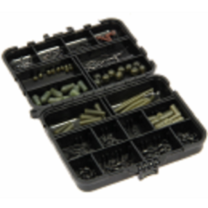 NGT Carpa 175 Pezzo Terminal Tackle Kit 1st Class Post incluso