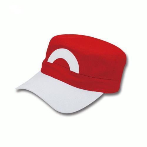 Pokemon XY XYZ Go Satoshi Ash Ketchum Cosplay Prop S5 Baseball Cap Unique Hat