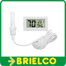 //–/ /Negro Velleman pmtemp2/Digital term/ómetro para montaje en panel/