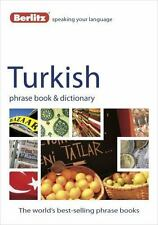 Berlitz Turkish Phrase Book & Dictionary
