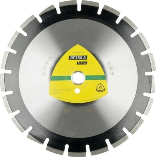 Klingspor Dia Disc Asphalt Sandstone 350x25 4//20 Red Ring For Motorschleifer