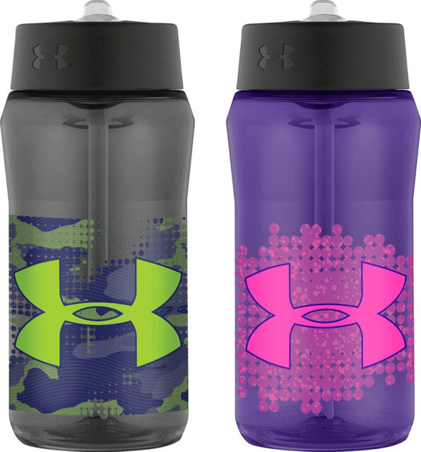 ff59d355 Under Armour Celestial 18 Ounce Hydration Bottle with Straw Top, 2 Colors