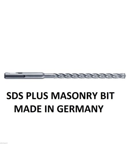 Qty 30 Masonry SDS Plus Drill 12mm x 260mm Carbide Tip Hammer German Made